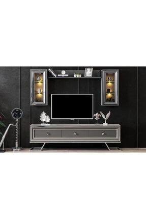 CaddeYıldız Rixos Luxury Gri Tv Ünitesi