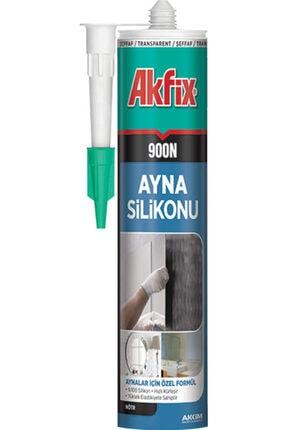 Akfix 900n Nötr Ayna Silikonu 310ml\360gr