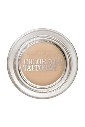 Maybelline New York Göz Farı - Color Tattoo 93 Creme De Nude 3600531038274