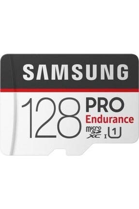 Samsung Pro Endurance 128gb 100mb/s Microsdhc Kart (sd Adaptor) Mb-mj128ga/eu