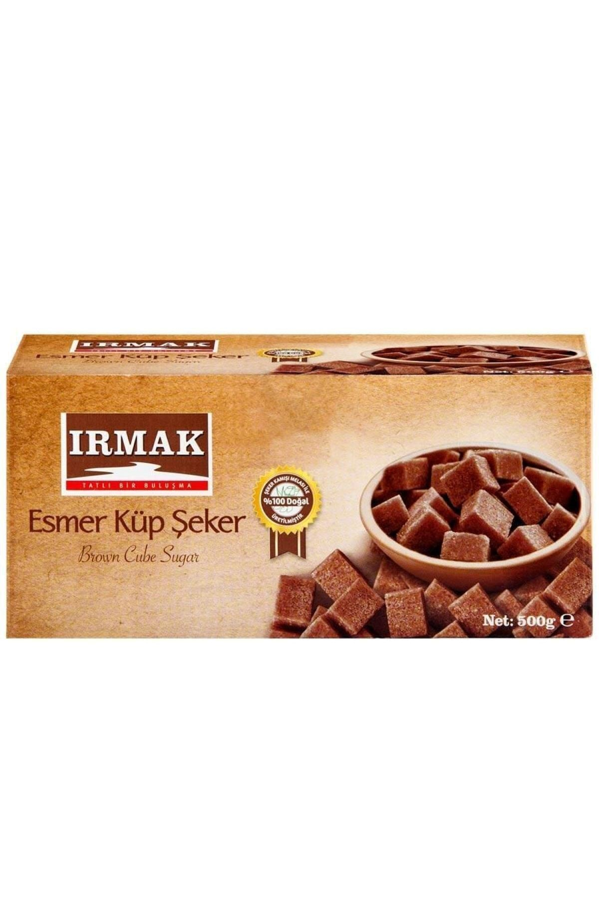 Irmak Esmer Küp Şeker 500 gr 2