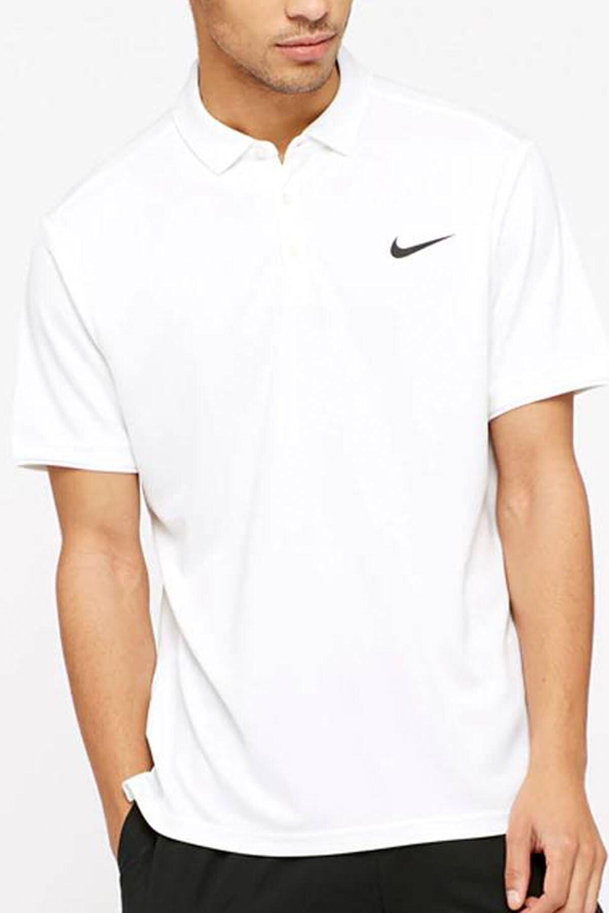 Nike M Nkct Dry Polo Team Erkek Polo Tişört 830849-103 1