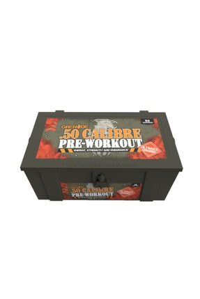 Grenade 50 Calibre 580 Gr Pre Workout - Kan Portakalı Aroma -