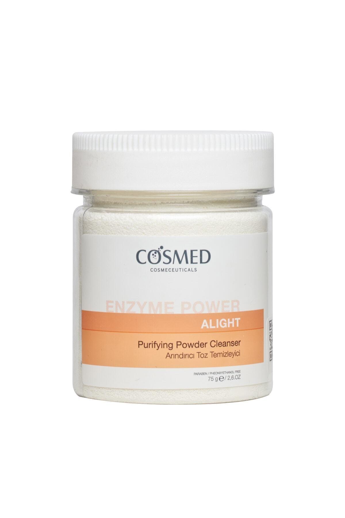 COSMED Arındırıcı Toz Yüz Temizleyici - Alight Purifying Powder Cleanser 75 g 8699292991879 1