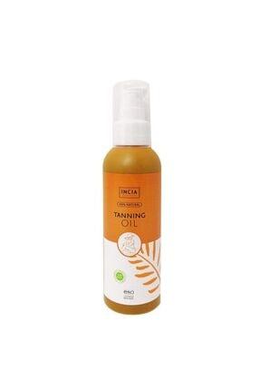 Incia Doğal Bronzlaştırıcı Güneş Yağı (tanning Oil) 150 Ml