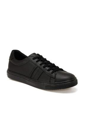 PANAMA CLUB Yde92-155 Siyah Erkek Kalın Taban Sneaker Spor Ayakkabı