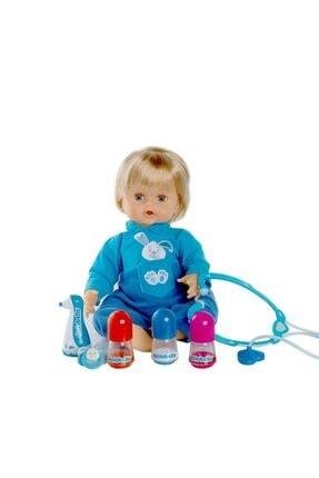 Cicciobello Unisex Çocuk Çok Hastayım Oyun Seti