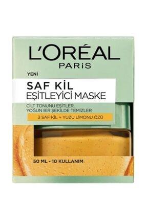 L'Oreal Paris Saf Kil Eşitleyici Maske