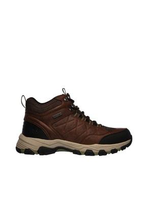 SKECHERS Erkek Kahverengi Outdoor Ayakkabı