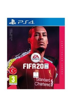 EA Fifa 20 Champions Edition Ps4
