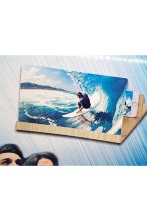 Trendyıldızı Tablet & Cep Telefon Cinemaskop Büyütücü Ekranı