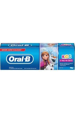 Oral-B Frozen Çocuk Diş Macunu