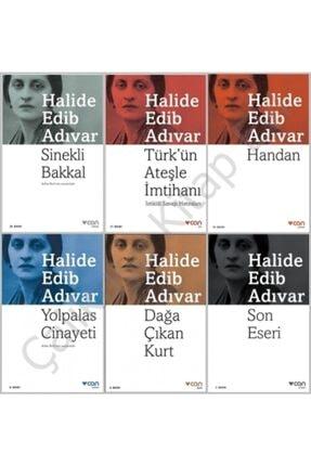 Can Yayınları Halide Edip Adıvar Kitapları 6 Kitaplık Set (2. Set - )