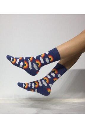 ADEL ÇORAP Unisex Soket Çorap