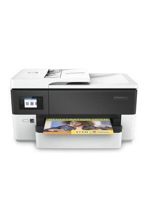 HP Officejet Pro 7720 Fotokopi+faks+tarayıcı+wi-fi+airprint+a3 Yazıcı Y0s18a +bitmeyen Kartuş Sistemi