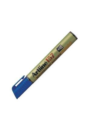 artline Artlıne 157r Doldurulabilir Tahta Kalemi Mavi