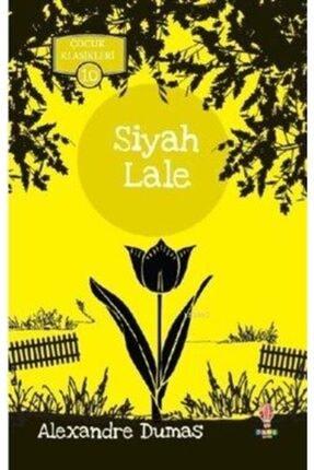 Dahi Çocuk Yayınları Çocuk Klasikleri 10 - Siyah Lale   Alexandre Dumas  