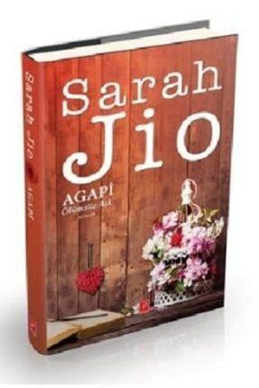 Pena Yayınları Agapi : Ölümsüz Aşk Ciltli | Sarah Jio |