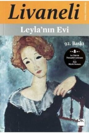 Doğan Kitap Leyla'nın Evi | Zülfü Livaneli |