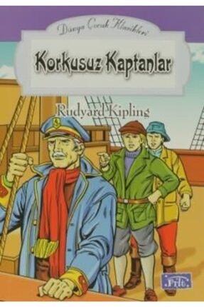 Parıltı Yayınları Korkusuz Kaptanlar | Rudyard Kipling |