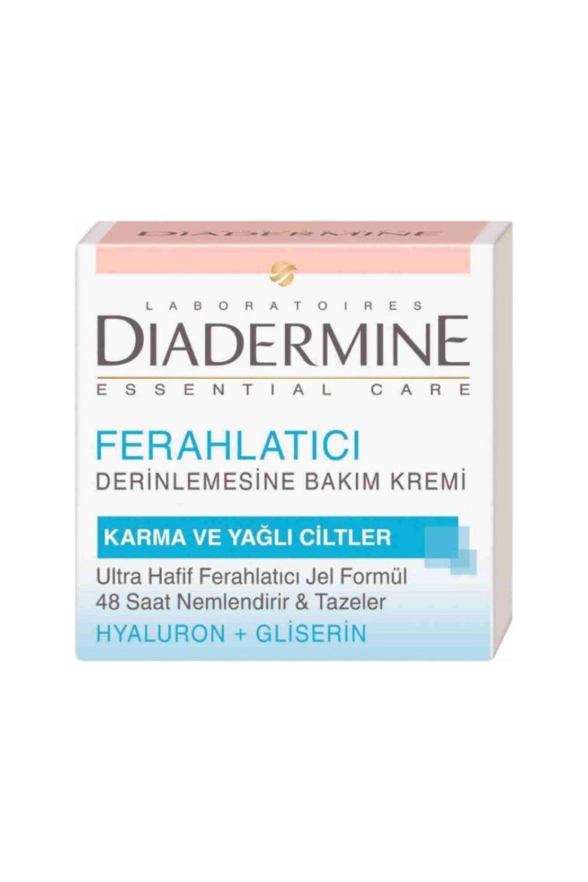 Diadermine Essentials 48 Saat Nemlendirici Jel Krem 50 ml 1