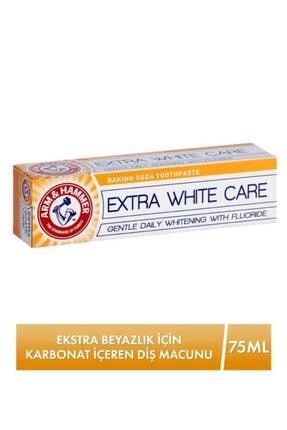 Arm&Hammer Ekstra Beyazlık Için Karbonat Içeren Ekstra White Diş Macunu 75ml