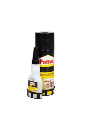 Pattex 2k Aktivatörlü Hızlı Yapıştırıcı 200 ml 50 gr