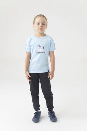 TSCLUB Çocuk Mavi Trabzonspor T-shirt