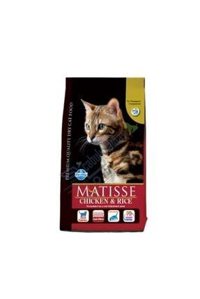 Matisse Tavuklu Pirinçli Yetişkin Kuru Kedi Maması - 1,5 kg