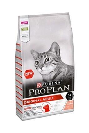 Proplan Somonlu Ve Pirinçli Yetişkin Kedi Maması 3 Kg