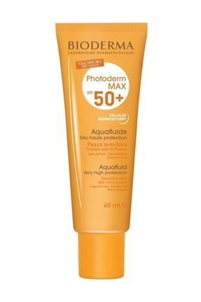 Bioderma Photoderm Max Tinted Aquafluide Spf50+ Light 40 ml P20636s1843