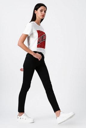 Fabrika Kadın Siyah Pantolon 503229687