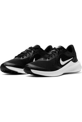 Nike Kadın Siyah Downshifter 10 Spor Ayakkabı Cj2066-004