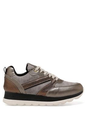 Nine West Kadın Bronz Sneaker