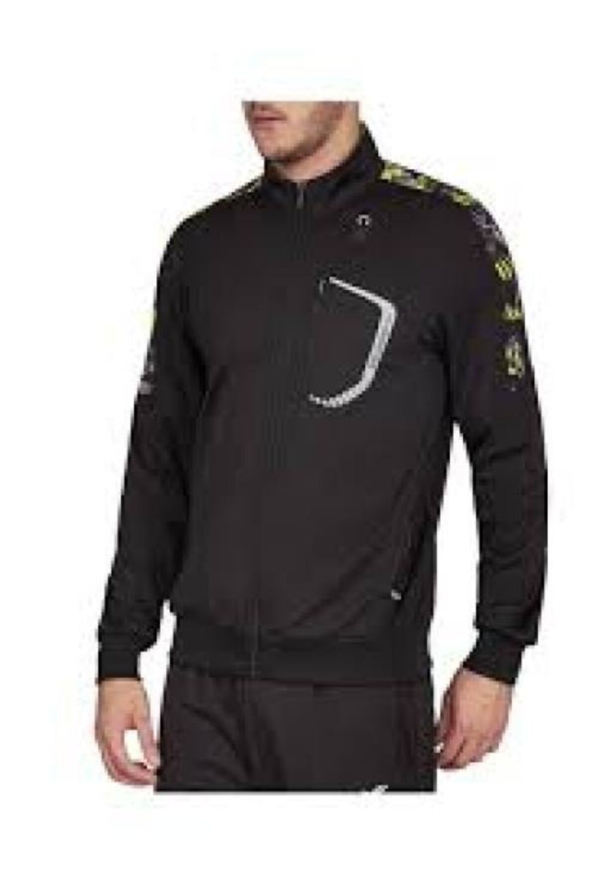 Lescon Unisex Siyah Sweatshirt 16n-1024 2