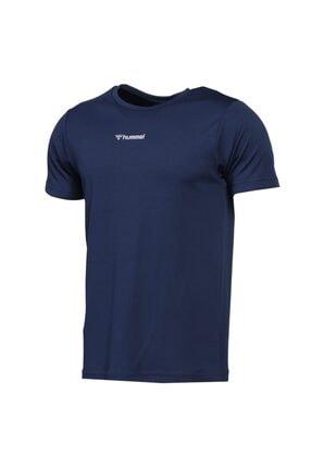 HUMMEL Erkek Lacivert T-Shirt