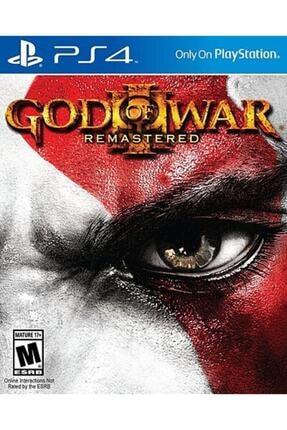 Sony Ps4 God Of War 3 - Orjinal Oyun - Sıfır Jelatin
