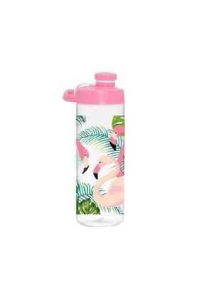 Herevin Vidalı Matara 0.75lt Flamingo Desenli 161566-026