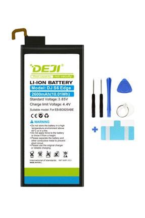 Deji Samsung Galaxy S6 Edge Batarya - Mucize Batarya
