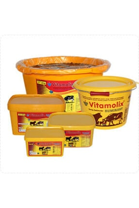 Royal Vitamolix 25 Kg Melas Bazlı Ruminant Yalama Kovası