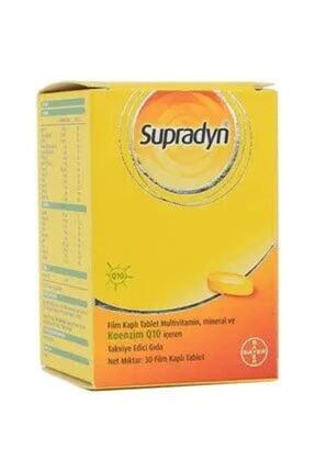 Supradyn (koenzim Q10 Içerir) 30 Tablet