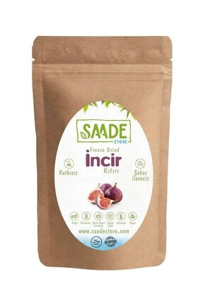 SAADE Store Freeze Dried Incir Kıtırı