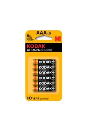 Kodak Xtralife Alkalin Ince Pil Aaa 4+2