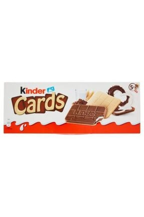 Kinder Cards 128 gr