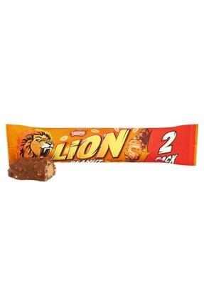 Nestle Lion Peanut Bar Yer Fıstıklı Bar Çikolata 2x30gr 60gr