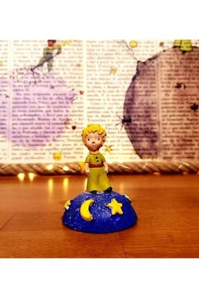 Hediye Deposu Küçük Prens Özel Tasarım Biblo Arkadaşa Hediye