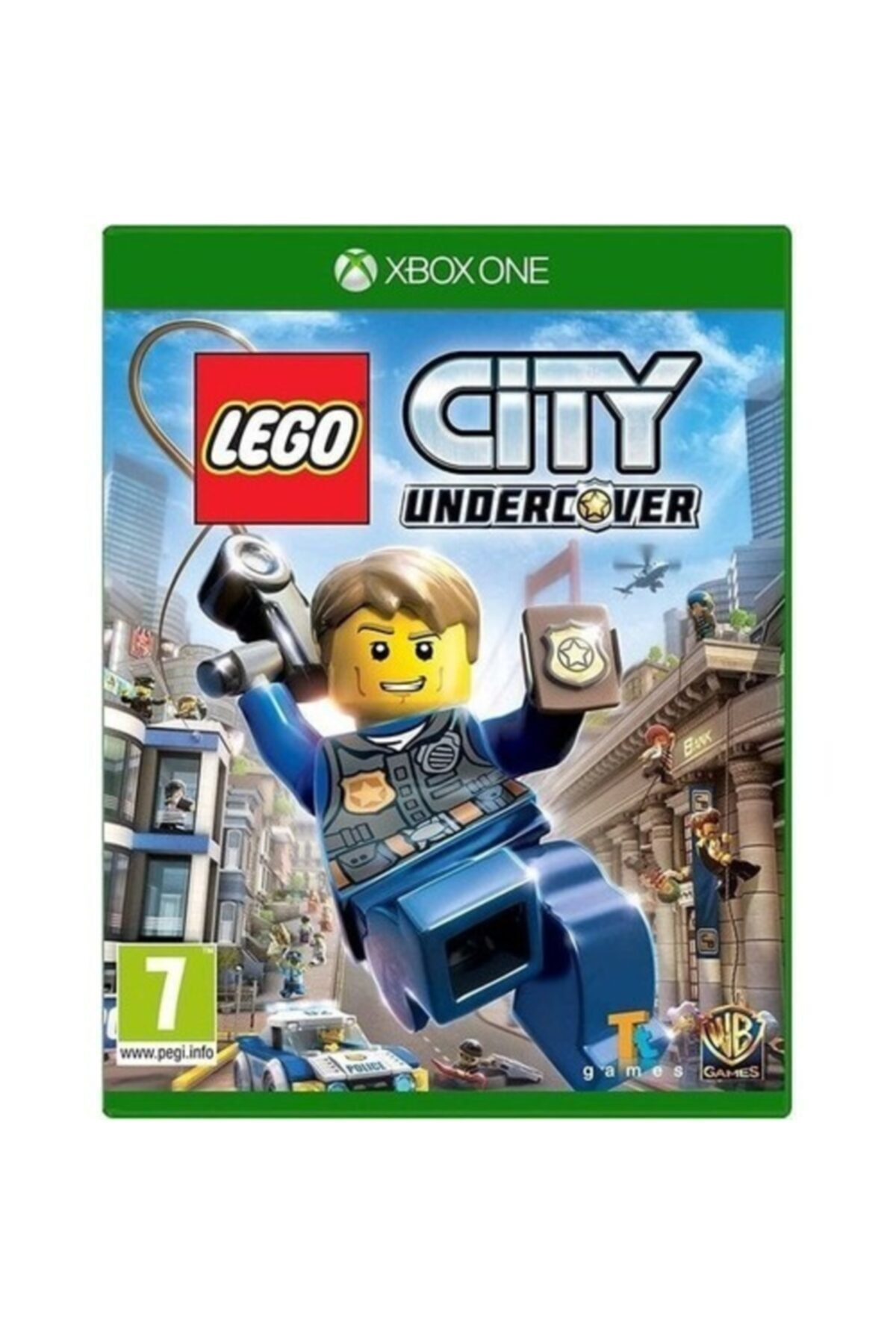 Warner Bros Lego City Undercover Xbox One Oyun 1
