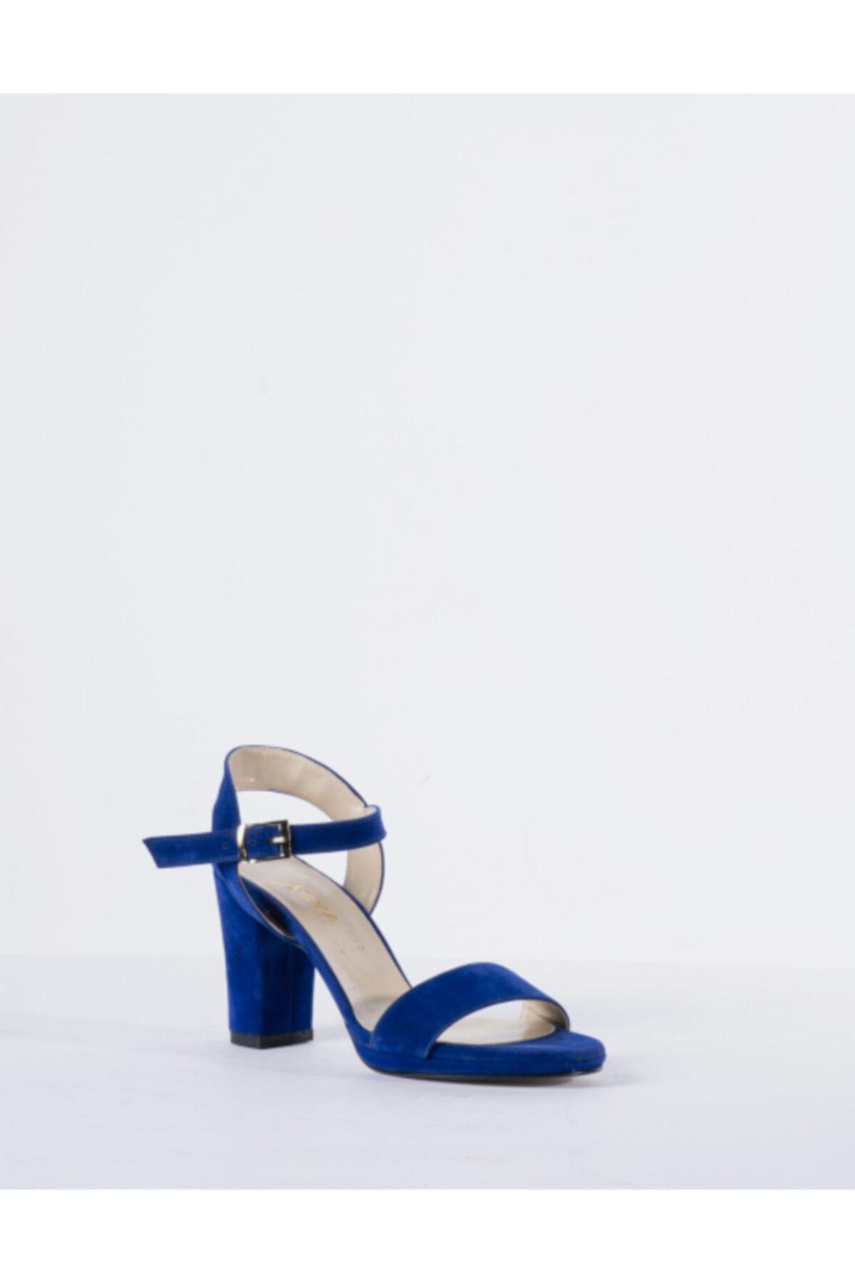 Vision Kadın LacivertTopuklu Ayakkabı 2
