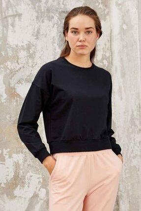 Tommy Life Kadın Lacivert  Sweatshirt