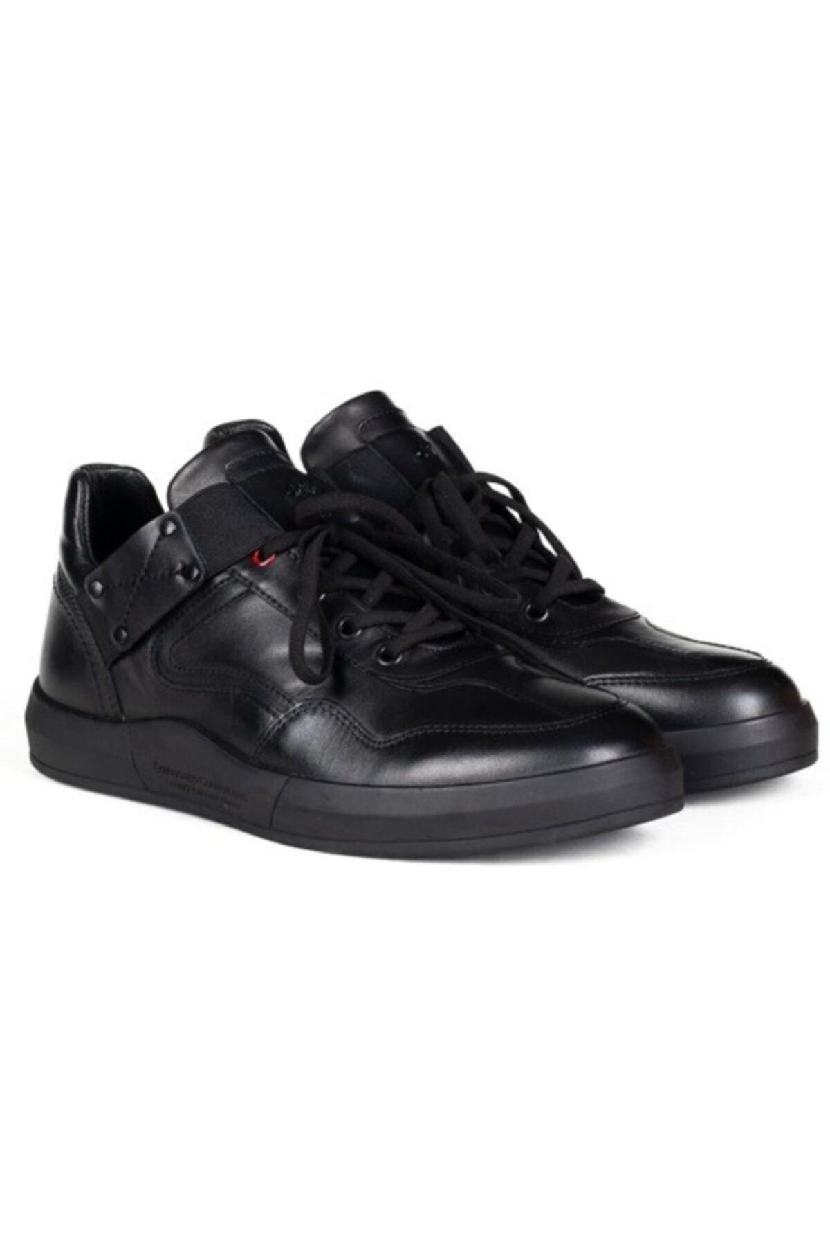 Greyder Erkek Sıyah Casual Ayakkabı 0K1CA12776 2